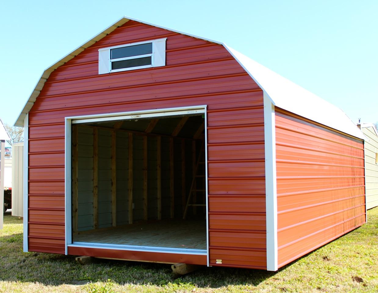 Ultra Barns- Portable Buildings Little Rock Arkansas ...