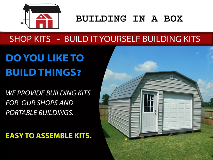 Arkansas Portable Buildings ||North Little Rock, Arkansas